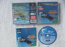 42413 Complete Onside Soccer - Sony Playstation 1 (1996) SLES 00079