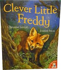 USED Little Tiger Press - Clever Little Freddy Book - A3 (Y.M)
