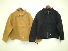 NWT -MEN'S XL DICKIES LIGHTWEIGHT SANDED DUCK JACKET - STYLE #TJ450 - $32.00