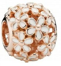 Pandora rose gold Daisy charm (genuine, ALE R)
