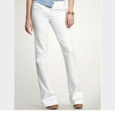 GAP 1969 WOMENS NEW SEXY BOOT WHITE DENIM WASH JEANS FALL 13 SOLD OUT S/447434
