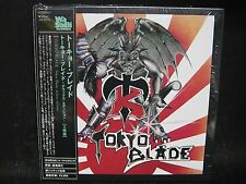 TOKYO BLADE ST DELUXE EDITION JAPAN MINI LP 2CD Genghis Khan Killer Battlezone