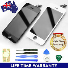 For Apple iPhone 5/5c/5s lcd Display Digitizer Replacement Assembly Tools New AU
