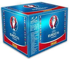Brand New Panini Euro 2016 Football Sticker Packs Sticker Soccer Collection Pack