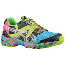 Asics Gel-Noosa Tri 8 Women's Running Shoes Lime/Blue/Confetti US 6 EUR 37
