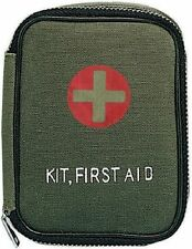 Military Zipper Medic First Aid Kit 8318 8328 Rothco