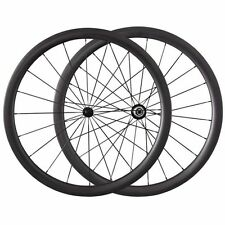 1380g Ultra Light 38mm Clincher Carbon Wheels Carbon Road Bike Bicycle Wheelset