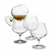 Luigi Bormioli Michelangelo Masterpiece Sparks Brandy Glasses (Set of 4)