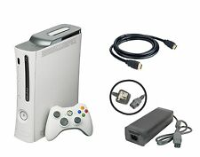 Microsoft Xbox 360 - 20 GB White Console - Excellent condition
