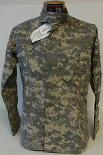 Combat Coat FRACU Flame Resistant ACU Size Small Regular New With Tags