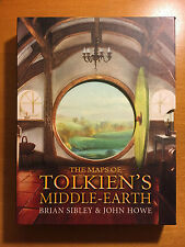 The Maps of Tolkien's Middle-earth by Brian Sibley / John Howe, Box Set, HC/NF