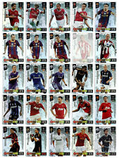 2010 2011 Champions League ADRENALYN XL PANINI - choose one Limited Edition card