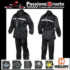 Jacket trousers waterproof suit divisible hevik hrs102 dry light rain suit