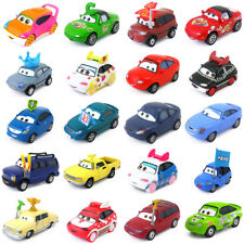 Mattel Disney Pixar Cars & Cars 2 Fans Metal Toy Car 1:55 New In Stock