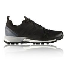 Adidas Terrex Agravic Mens Black Gore Tex Running Sports Shoes Trainers