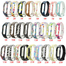 Replacement Sport Silicone Wrist Watch Band Bracelet Strap Fits For Xiaomi Mi 2