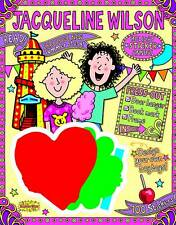 Jacqueline Wilson Activity Book: JACQUELINE WILSON HOLIDAY STICKER ANNUAL - NEW