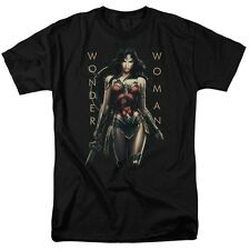 WONDER WOMAN - Movie Armed and Dangerous Official T-Shirt S-5XL