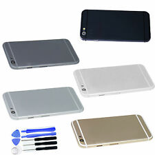 Multi-Color Metal Battery Housing Door Back Cover Replace For Iphone 6 Plus New