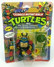 TMNT Head droppin Turtles, Undercover Don, firefighter, Samurai Leo,cop  WEAPONS
