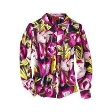 NWT Missoni for Target Passione Floral Blouse Top S XS M