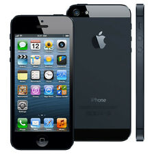 Apple iPhone 5 A1428 (AT&T Version) Unlocked iOS Smartphone Black/White -32GB US