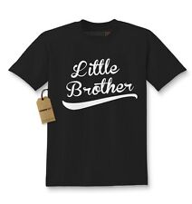 Little Brother Siblings Kids T-shirt