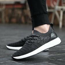 Mens Sports Shoes Athletic Running Sneakers Trainers Walking Casual Breathable