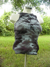 Adult Tie Dye Tank Top Handmade (Ribbed)