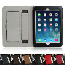 Luxury Smart Case Stand Leather Magnetic Cover for iPad 2/3/4 Air Air2