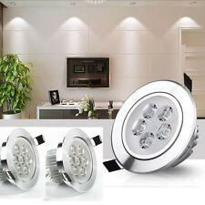 Dimmable 3W 5W 7W 15W 20W LED CREE Downlight Recessed Ceiling Light Lamp Bulb