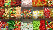 * Bon Bons Jelly Nut Retro Wedding Favours Party Bag Chewy Sweet Pick N Mix