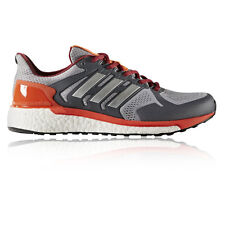 Adidas Supernova ST Mens Grey Silver Sneakers Running Sports Shoes Trainers