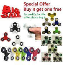 SPECIAL OFFER HAND SPINNER TRI FIDGET TOY for ANXIETY ADHD STRESS RELIEF ADULTS