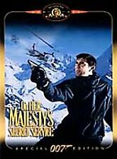 On Her Majestys Secret Service (DVD, 2000, DISCONTINUED)