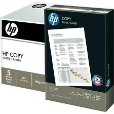 HP A4 80gsm Office White Copier Printer Paper 2500 Sheets With 5 Stylus
