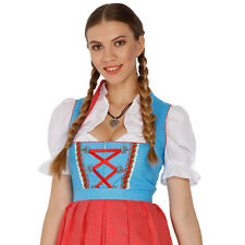 1337 - 3 pc Dirndl Dress Trachten Oktoberfest 4,6,8,10,12,14,16,18,20,22