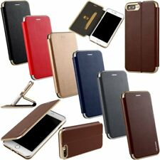 Luxyry Ultra-Thin Flip PU Leather Wallet Case Cover For Apple iPhone 6 6s 7 Plus
