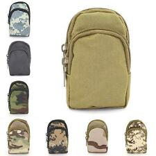 Outdoor Mini Waist Pack Military Utility EDC Pouch Handy Bag Keys Coin Purses