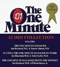 The One Minute Audio Collection Blanchard, Kenneth, Johnson, Spencer, Oncken, J