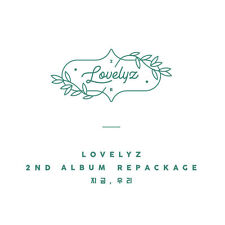 LOVELYZ - Now, we (2nd Album Repackage) [CD+Photobook+Photo Sticker...]