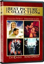 THE BEST PICTURE COLLECTION (ENGLISH PATIENT,SHAKESPEARE IN LOVE, (REGION 1 DVD)