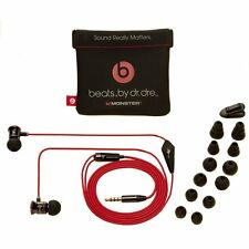 Genuine Monster Beats by Dr Dre URBEATS/ IBEATS in Ear Headphones+UK SELLER