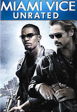 Miami Vice (DVD, 2006, Unrated; Director's Edition; Anamorphic Widescreen) NEW!!