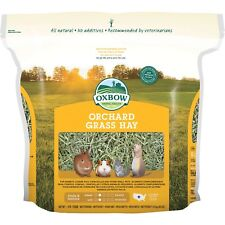 Petlife International Oxbow Orchard Grass Hay
