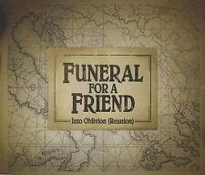 "Funeral For A Friend Into Oblivion [Reunion] UK CD single (CD5 / 5"") ATUK058CD"