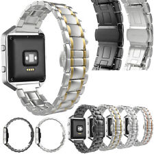 Hot Stainless Steel Wrist Band Strap For Fitbit Blaze Watch