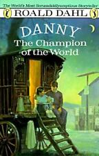 Danny the Champion of the World Dahl, Roald Paperback
