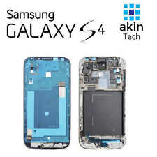 Middle Frame Plate Bezel Housing Chassis Replacement for Samsung Galaxy S4