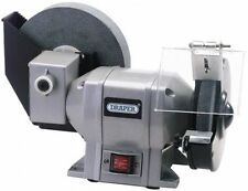 Draper 230v 200w Wet And Dry Bench Grinder Gwd200a 78456
